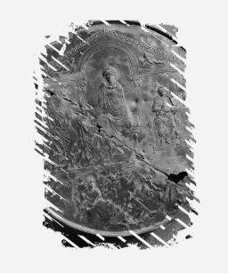 372e88bf5f9 Camiseta Disco de Theodosius mim o excelente
