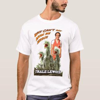 Camiseta Disconto - porque não pode minha mamã ser pássaros