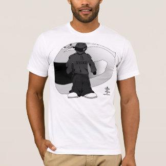 Camiseta discrição do sycko