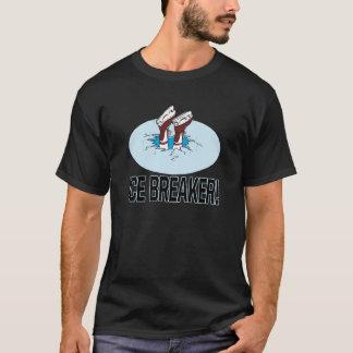 Camiseta Disjuntor de gelo