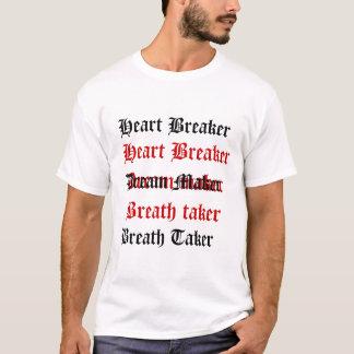 Camiseta disjuntor do coração +