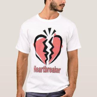 Camiseta disjuntor do coração