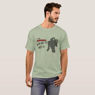 Camiseta Disjuntor do meta