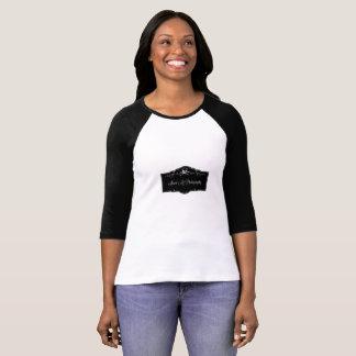Camiseta Dispare em me logotipo do vintage da fotografia