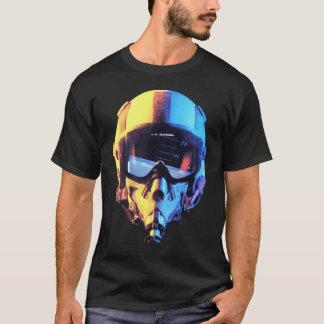 Camiseta Dispositivo de pós-combustão