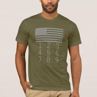 Camiseta DISQUE ZERO - Azeitona