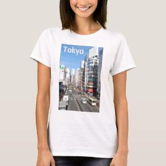 Camiseta Distrito de Shinjuku em Tokyo, Japão