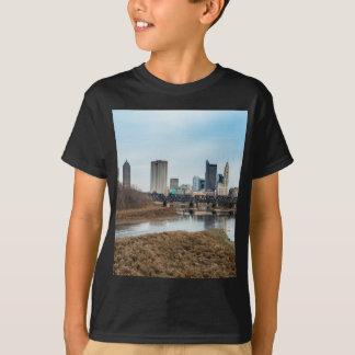 Camiseta Distrito financeiro central Columbo, Ohio