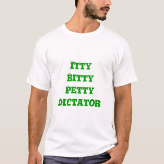 Camiseta Ditador T do bebê