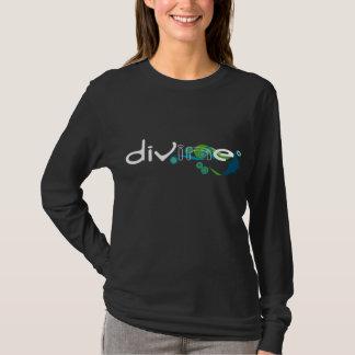 Camiseta div (dentro) e