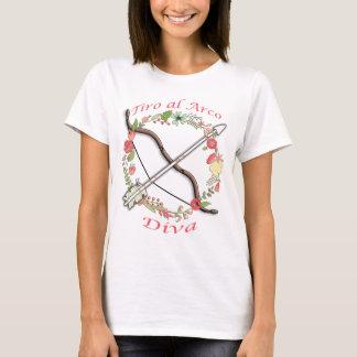 Camiseta Diva de Arco do Al do Tiro