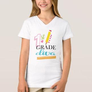 Camiseta Diva de primeiro grau