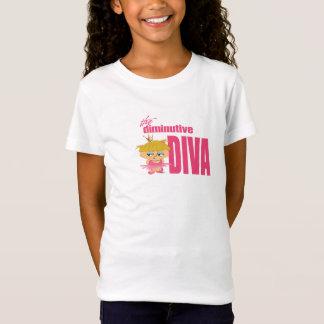 Camiseta Diva diminuto