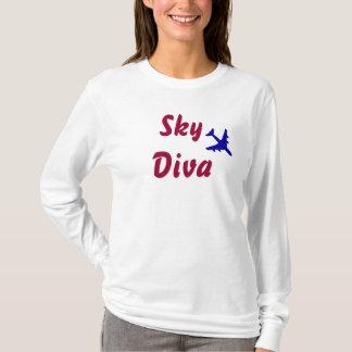 Camiseta Diva do céu