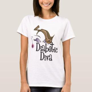Camiseta Diva do diabético