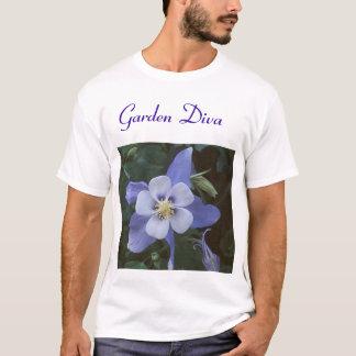 Camiseta Diva do jardim