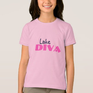 Camiseta Diva do lago