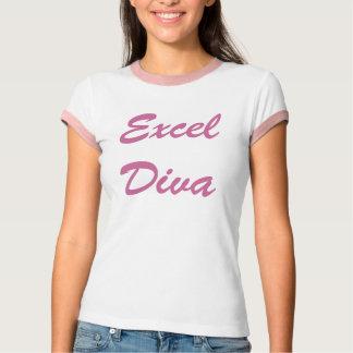Camiseta Diva T de Excel