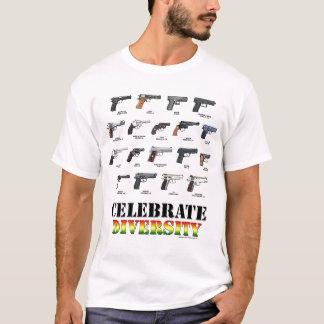 Camiseta Diversidade