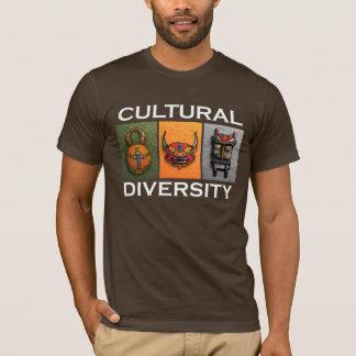 Camiseta Diversidade cultural