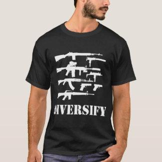 Camiseta Diversifique