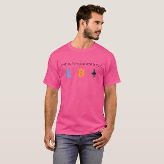 Camiseta Diversifique seu T do presente da carteira
