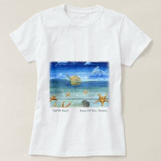 Camiseta Divertimento bonito - arte da ilha - t-shirt da