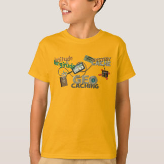 Camiseta Divertimento de Geocache