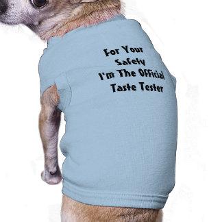 Camiseta Divertimento do cachorrinho