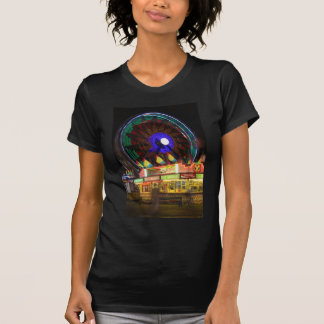 Camiseta Divertimento do carnaval do nighttime
