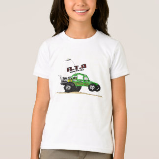 Camiseta Divertimento do carrinho de duna!