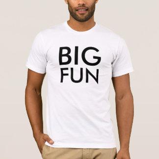 Camiseta Divertimento grande