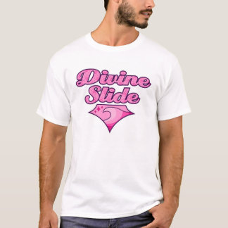 Camiseta Divine a corrediça mindinho