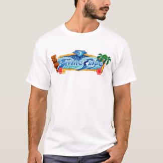 Camiseta Divine o surfista da meia-noite da corrediça