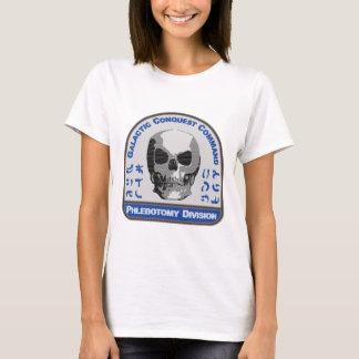 Camiseta Divisão da flebotomia - comando galáctico da