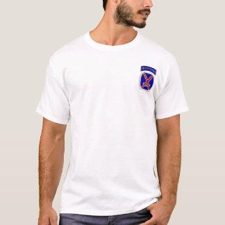 Camiseta divisão da montanha 11B 10o