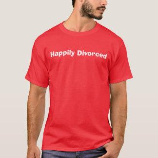 Camiseta Divorciado feliz