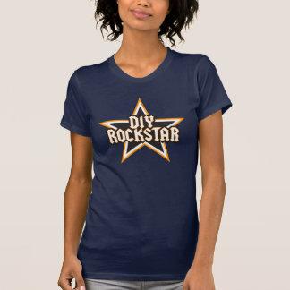 Camiseta DIY Rockstar