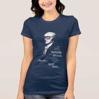 Camiseta Dizer das citações de Alexander Hamilton. Presente