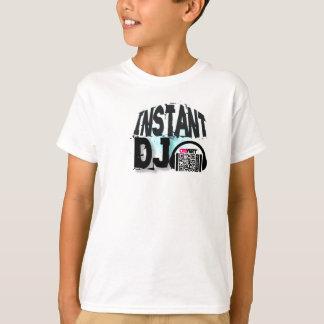 Camiseta DJ imediato - Formas aumentadas da realidade