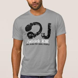 Camiseta DJ personalizado