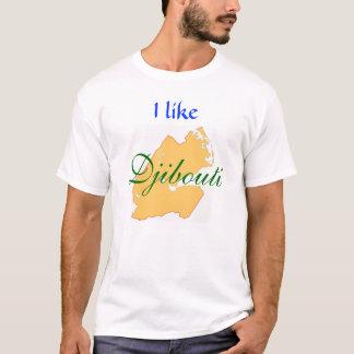 Camiseta Djibouti