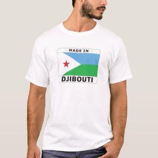 Camiseta Djibouti fez dentro