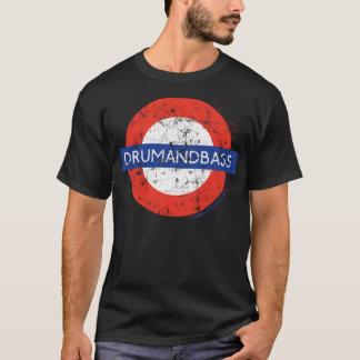 Camiseta DnB subterrâneo (aflição)