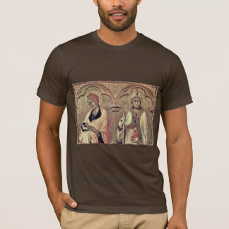 Camiseta Do Altarpiece Predellatafel terceiro de Pisa de