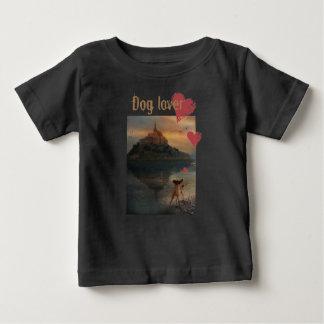 Camiseta do amante do cão