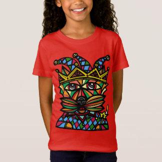 """Camiseta Do """"As meninas do Kat bobo da corte"""" multam o"""
