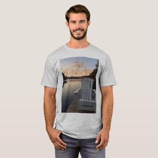 Camiseta Do Berskshire dos homens o t-shirt fora
