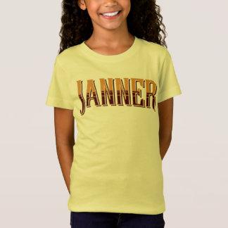 Camiseta do calão do dialecto de Janner Devon