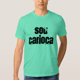 camiseta do carioca do sou